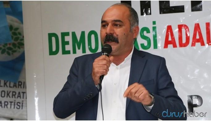 Öztürk: TSK'nin saldırıları Kürt varlığına yöneliktir