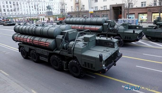 Rusya: Türkiye S-400'leri ABD'ye satamaz