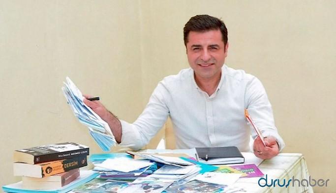 Selahattin Demirtaş'ın avukatlarından tahliye başvurusu