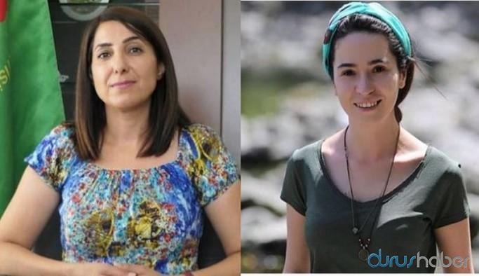 Silvan Belediyesi Eşbaşkanı ve Rosa Kadın Derneği yöneticisi gözaltına alındı
