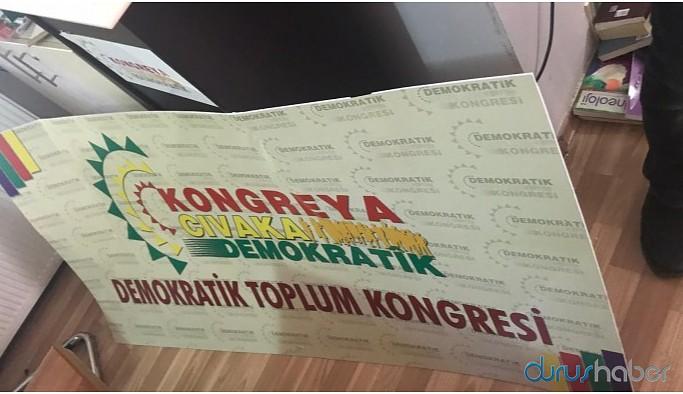 Siyasi partilerden DTK tepkisi: Dayanışma hattı örelim