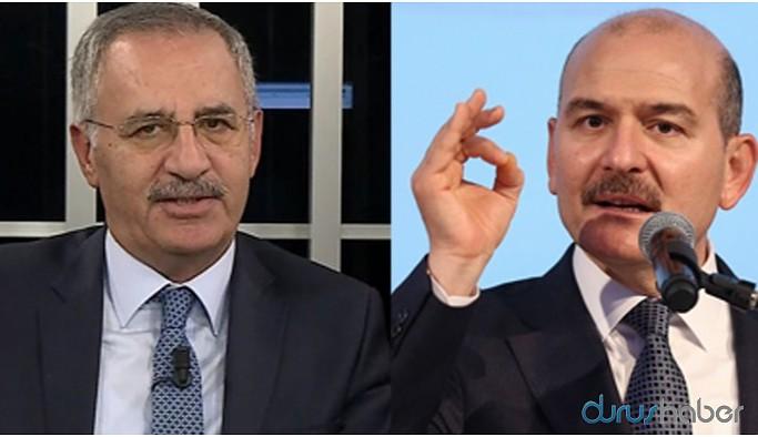 Bakan Soylu'dan gazeteci Öztürk'e: Bu yazı namussuzluktur