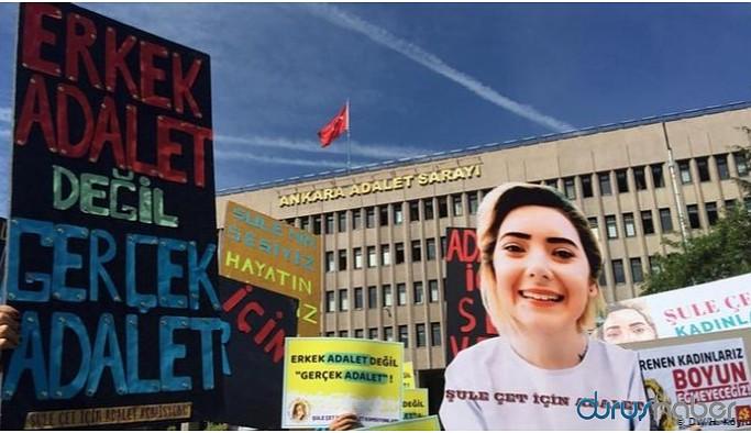 Şule Çet'i katleden sanıkların cezası onandı