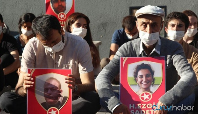 Suruç Aileleri İnisiyatifi 'adalet' için kampanya başlattı