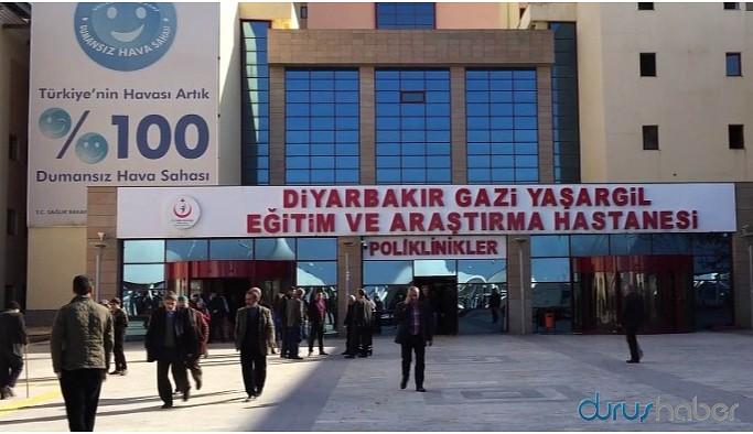Tabip Odası'ndan Diyarbakır için uyarı