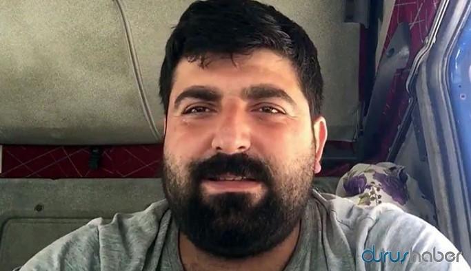 Paylaştığı video nedeniyle işten çıkarılmıştı: TIR şoförü Malik Yılmaz iş buldu