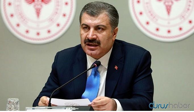 Türkiye'de koronavirüsten can kaybı 5 bin 65'e yükseldi