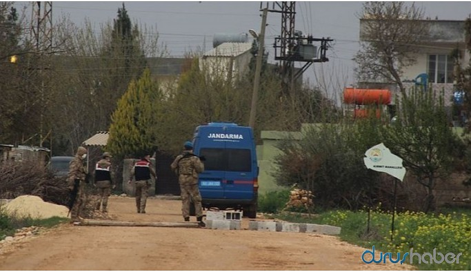 Urfa'da 55 adres karantinaya alındı