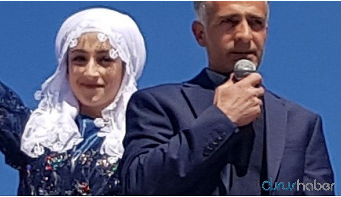 Yerine kayyım atanan HDP'li eşbaşkan salgına yakalandı