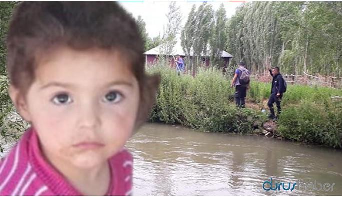2 yaşındaki Melek Memiş'in cansız bedenine ulaşıldı