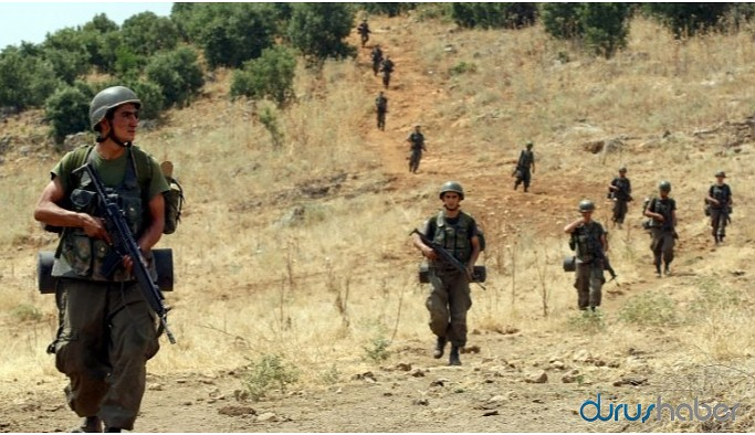 3 kentte askeri operasyon