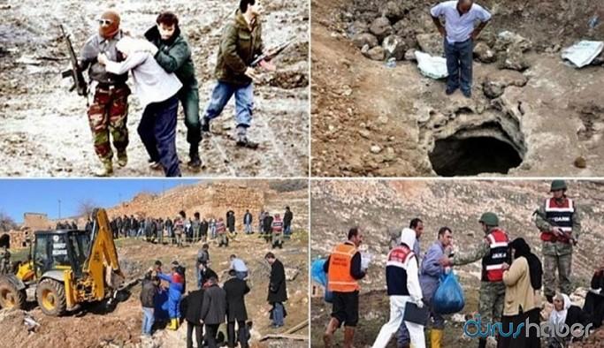 7 köylünün öldürüldüğü JİTEM soruşturmasına takipsizlik kararı verildi