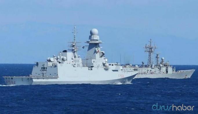 AFP: Yunanistan donanması 'yüksek teyakkuz'a geçti