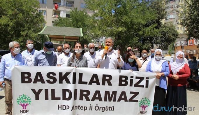 Antep'ten seslendiler: HDP'yi bitiremezsiniz