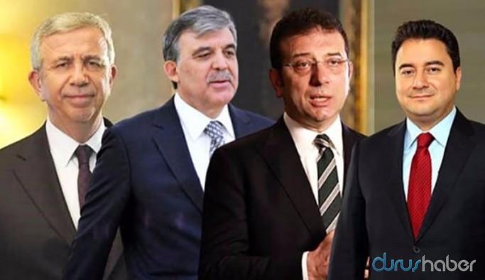 Erdoğan'ın karşısında en güçlü aday kim? İşte çarpıcı anket