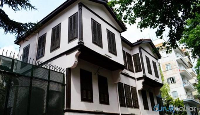 Atatürk'ün evini soykırım müzesine dönüştürülmesini önerdiler