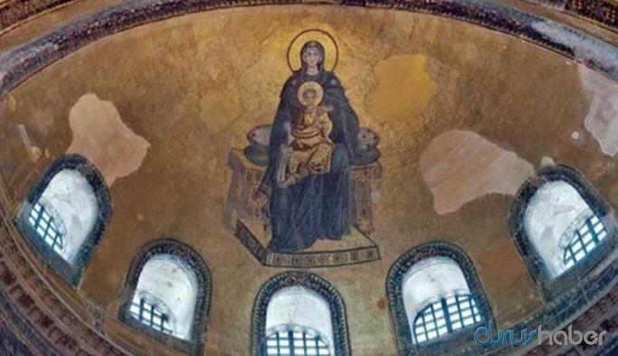 Ayasofya'daki resimlerle ilgili Din İşleri Yüksek Kurulu'ndan açıklama