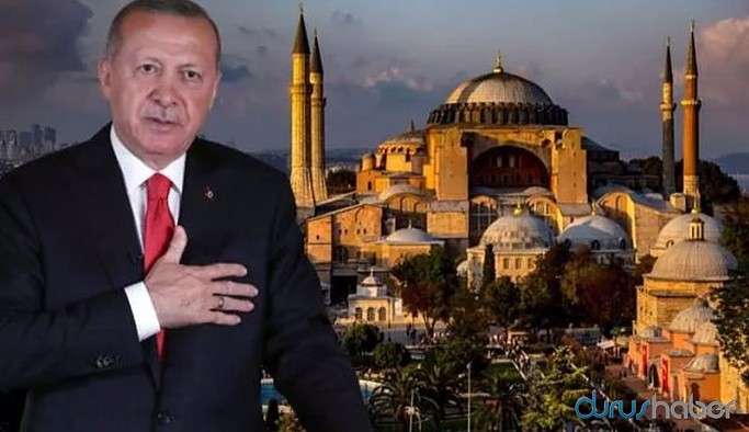 'Ayasofya kararını veren Danıştay 10. Dairesi, Erdoğan'a yakın siyasi heyet'