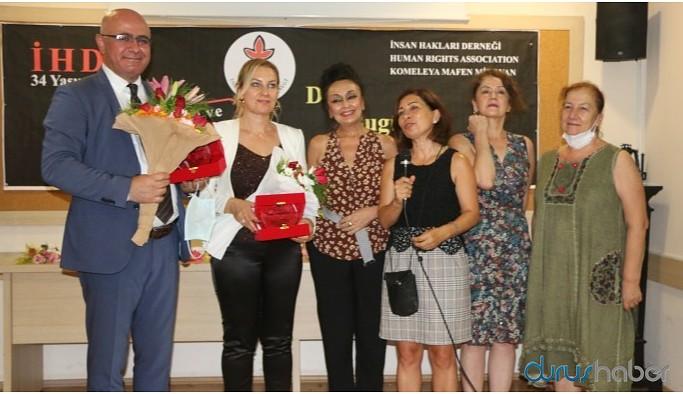'Ayşenur Zarakolu Ödülü' Mızraklı ve Öztürkoğlu'na verildi