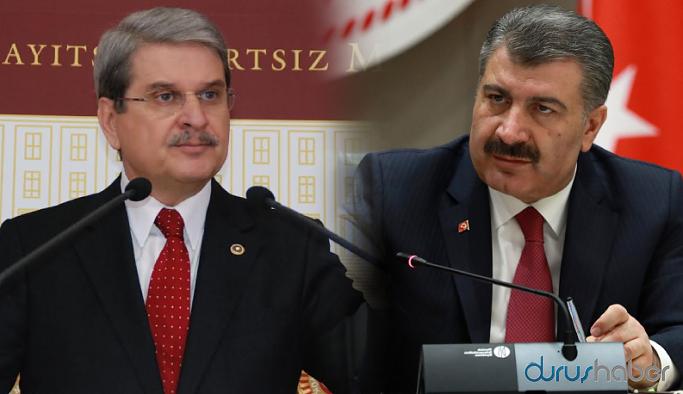 İYİ Partili vekilden Sağlık Bakanına zor soru: Kimler rüşvet aldı?