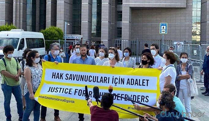 'Büyükada Davası'nda karar: 4 tutuklama 7 beraat
