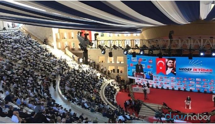 CHP Kurultayı: PM'den 27 isim liste dışı kaldı