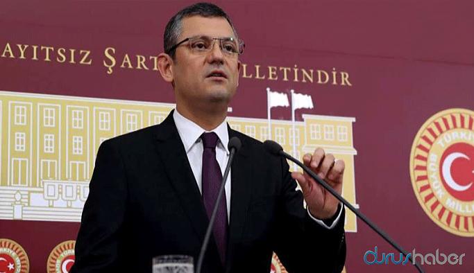CHP'li Özel'den MHP'lilere Twitter çağrısı: Sözünüzün eriyseniz askıya alın da görelim