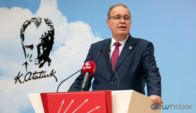 CHP Sözcüsü Öztrak'tan sosyal medyaya sansür yasasına sert tepki