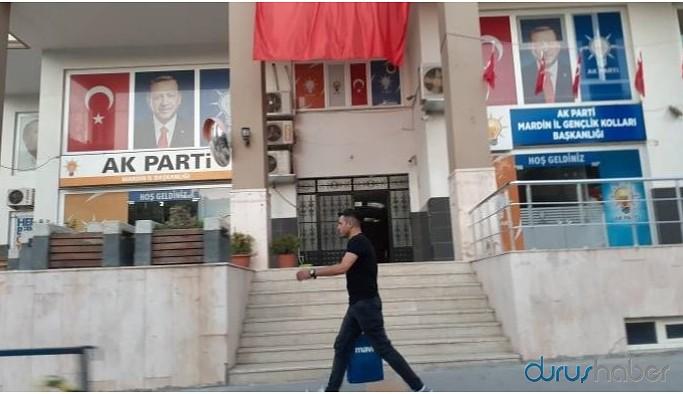 'Cumhurbaşkanına hakaret' davası açılan kişi de AKP üyesi yapıldı