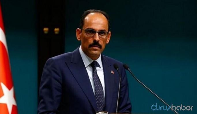 Cumhurbaşkanlığı Sözcüsü Kalın'dan 'sosyal medya' ve 'Ayasofya' açıklaması