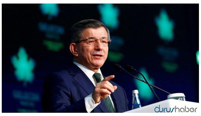 Davutoğlu, '7 Haziran' sonrasının perde arkasını açıkladı