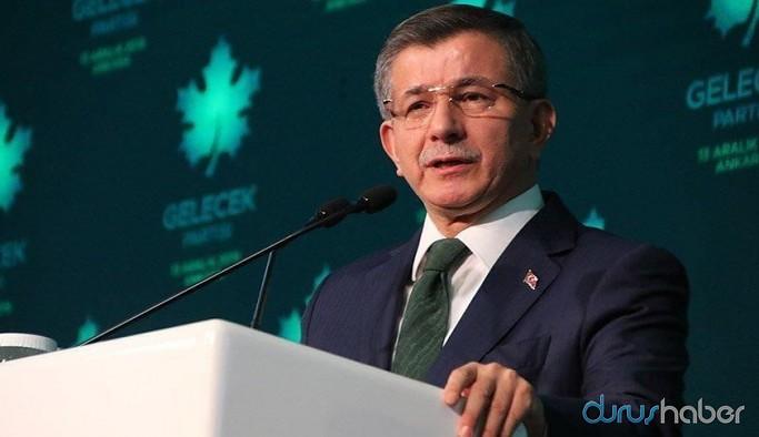 Davutoğlu, isim vererek FETÖ'nün AKP'deki siyasi ayağını açıkladı