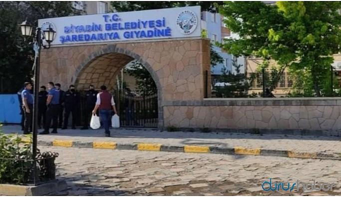 Diyadin Belediyesi'ne kayyım atanmasına ilişkin HDP'den açıklama