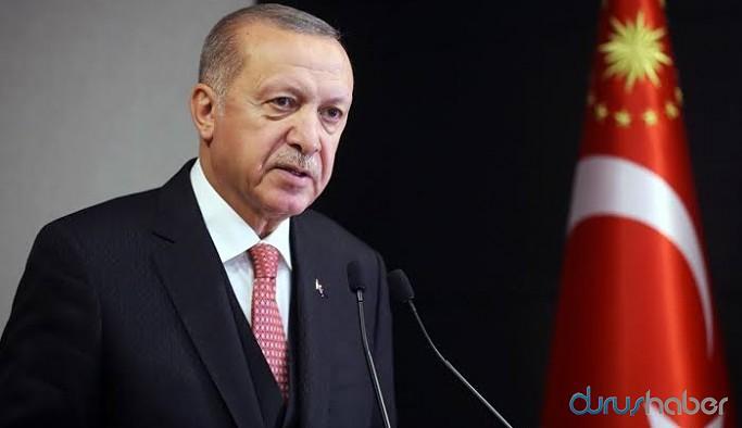 Erdoğan: Ayasofya'yı 24 Temmuz'da ibadete açacağız