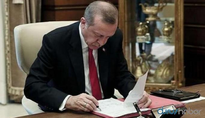 Erdoğan'dan Diyanet'e yeni atama