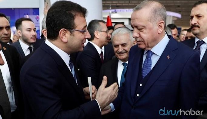 Erdoğan ve İmamoğlu görüşmesi: Kriz çözüldü
