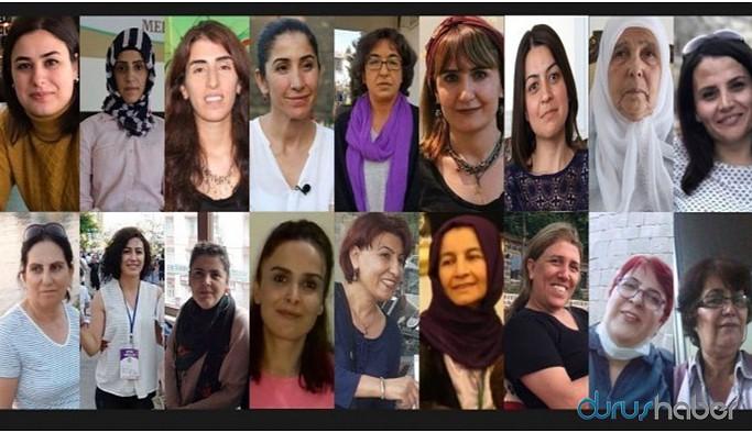 Gazeteci Güney ve 20 kadın adliyeye sevk edildi