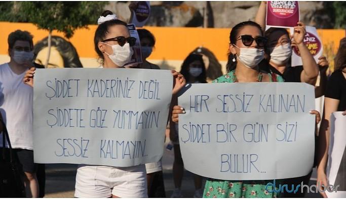 'Gültekin ve öldürülen tüm kadınlar için mücadele edeceğiz'