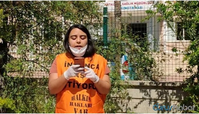 Halkevi üyesi İntibay serbest bırakıldı