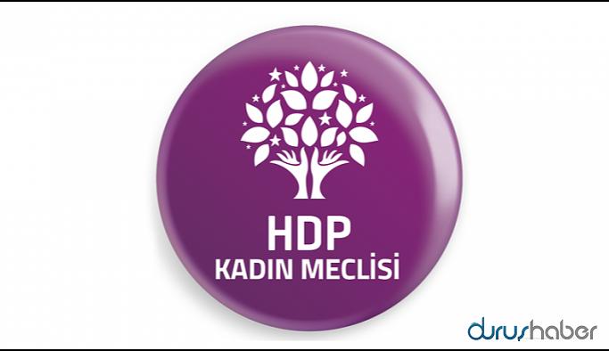 HDP Kadın Meclisi'nden milletvekili Mensur Işık açıklaması