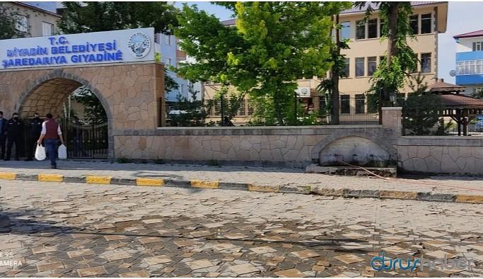 HDP'li Belediyeye kayyım atandı