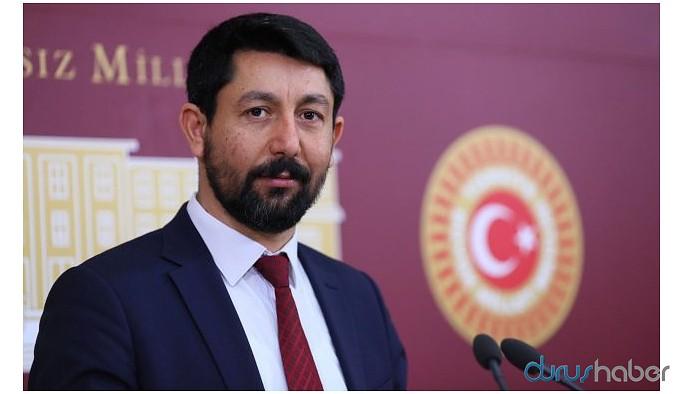 HDP'li Habip Eksik: Zorbalığı kabul etmedik, 'Eksik' kaldı