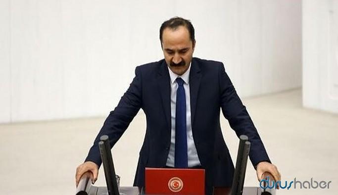 HDP'li Mensur Işık hakkında eşine şiddetten 'uzaklaştırma' kararı