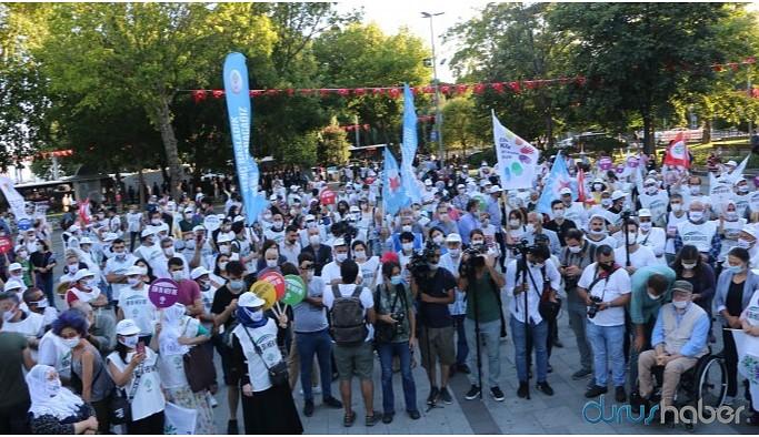 HDP'nin 'Demokrasi Buluşması'nın ikinci aşaması İstanbul'da başladı