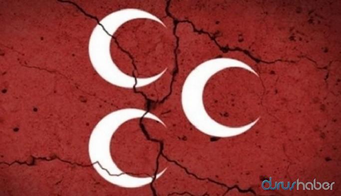 İstanbul'da MHP ilçe başkanı istifa etti