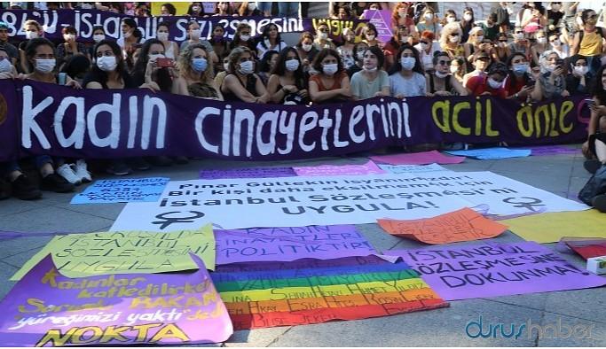 İstanbul Sözleşmesi etkinliği sonrası 8 gözaltı