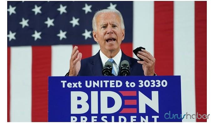 Joe Biden'dan Ayasofya kararına tepki