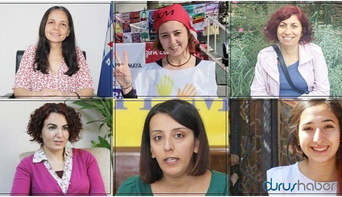 Kadınların gözaltı gerekçesi: Evde toplanmak