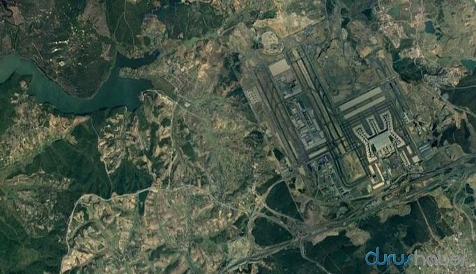 Kanal İstanbul'da Katar Emiri'nin annesinin aldığı arazi turizm ve ticaret alanı oldu