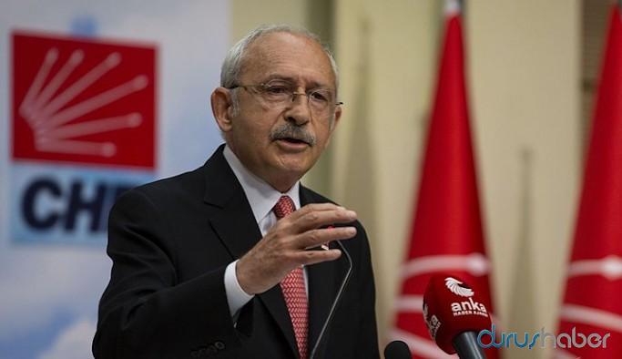 CHP lideri Kılıçdaroğlu: FETÖ'ye göz yumanları da unutmayacağız